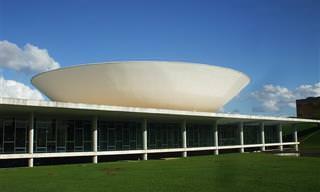 Piada do Dia: O Muro em Brasília