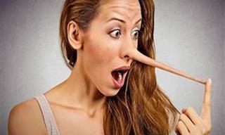 10 Sinais de Que Uma Pessoa Está Mentindo Para Você