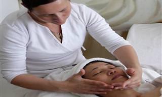 Reflexologia Facial: O Que é e Quais os Benefícios à Saúde
