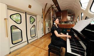 Conheça Shiki-Shima, o trem mais luxuoso do mundo