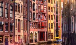 A Arquitetura Original e Deslumbrante da Holanda