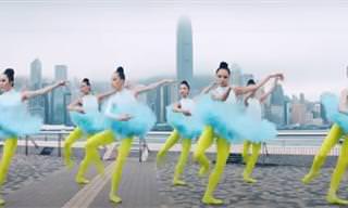O Balé de Hong Kong comemora 40 anos em grande estilo!