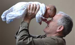 Teste: Você Vai Ser o Avô ou Avó Relaxado, Sociável, Trabalhador ou Saudável?