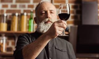Uma Taça De Vinho Mantém Seu Cérebro Ativo