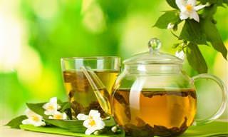 Os Benefícios Para a Saúde do Chá de Jasmim