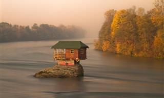 20 Casas Isoladas ao Redor do Mundo