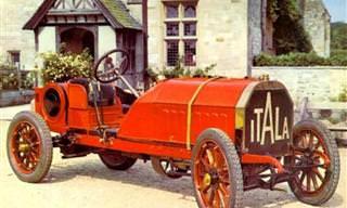 Os Carros Que Você Estaria Dirigindo Há Cem Anos!