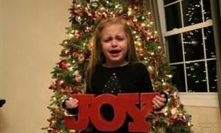 Fotos de Natal em família que deram MUITO errado