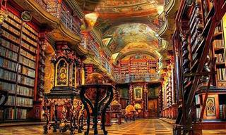 Conheça a Clementinum, a Mais Linda Biblioteca do Mundo!