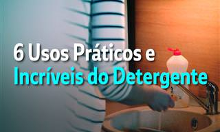 6 Usos do Detergente no Dia a Dia