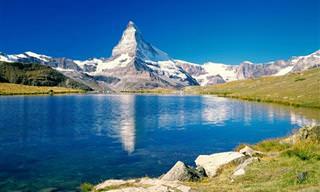 Agora Você Tem 29 Razões Para Visitar a Suíça
