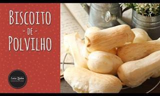 Delícia de Receita: Biscoito de Polvilho Caseiro!