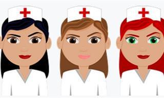 Piada do Dia: As 3 Enfermeiras No Céu