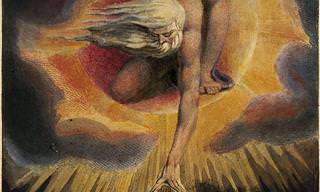 As 10 mais importantes telas de William Blake