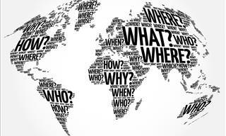 Quão Bem Você Conhece Nosso Planeta?