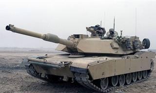 Os 10 Tanques Mais Modernos e Perigosos