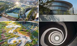 As 15 principais obras-primas da arquitetura de 2020