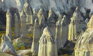 10 Formações Rochosas de Tirar o Fôlego