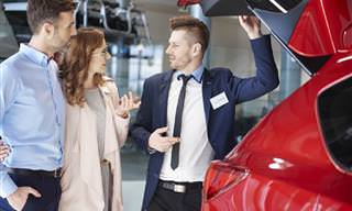 10 Erros Que Cometemos ao Comprar um Carro Novo