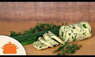 Como Fazer a Sua Manteiga Temperada Caseira