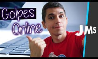 IMPORTANTE: Aprenda a Se Proteger Contra Golpes na Internet!