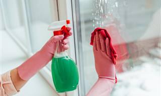 7 Erros Que Cometemos na Limpeza da Casa