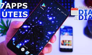 Eu tenho esses 7 aplicativos e eles são muito úteis!