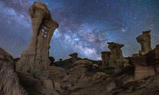 As mais belas fotos da Via Láctea que você já viu