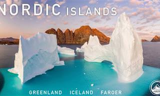 Uma emocionante jornada pelas Ilhas Nórdicas