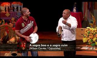 Hilário: Caju e Castanha explicam a diferença das sogras!