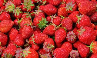 Deliciosos e Saudáveis: Os Incríveis Benefícios do Morango