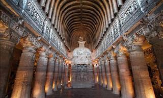 Conheça as Cavernas de Ajanta : Um Lugar Fascinante e Misterioso!