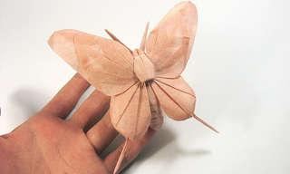 Origami - A Complexa Arte de Dobrar Papel