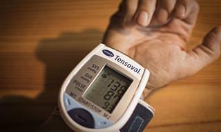 4 Hábitos que afetam sua pressão arterial