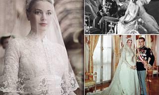 100 Anos de Moda em Vestidos de Noiva
