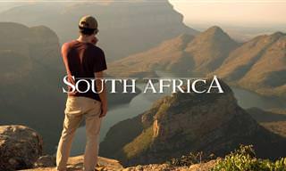 As belezas naturais da África do Sul em qualidade 4K
