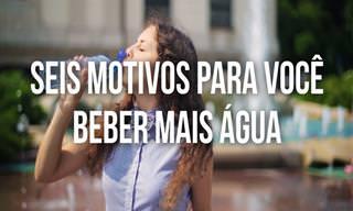 ASSISTA: Beba Mais Água e Melhore a Sua Saúde!