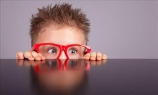 Piadas: Duas piadas de crianças