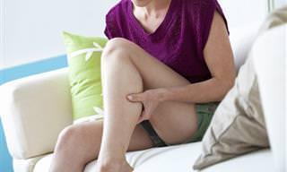 Saiba Como Aliviar os Sintomas da Síndrome das Pernas Inquietas