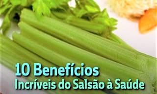 Os Benefícios do Salsão (Aipo) Para a Saúde