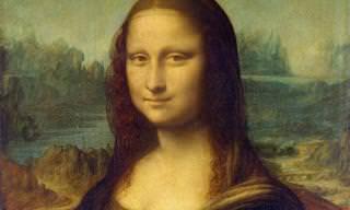 Os Segredos Revelados das Grandes Obras de Arte