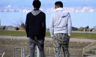 História Com Moral: Os Dois Amigos