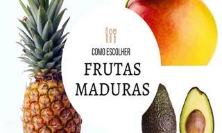 Não Consegue Escolher a Fruta Madura? Vamos te Ajudar Neste Guia