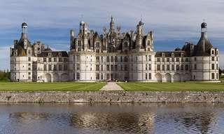 Dez Lindos Castelos na França