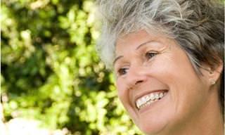 Alguns Pensamentos Sobre Envelhecer Sorrindo