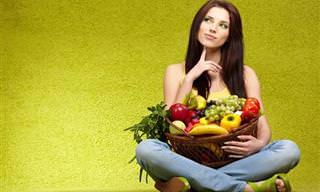 Você Sabe Tudo de Frutas e Vegetais? Veja no Teste!