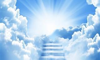 Piada Boa: A Chegada no Céu