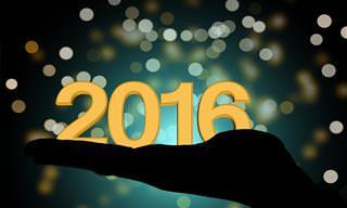 Envie um Cartão de Ano Novo a Quem Você Ama!