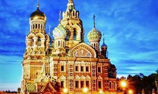 19 Templos Religiosos Belíssimos Pelo Mundo