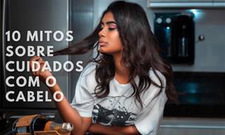 Desmontamos 10 mitos sobre cuidados com o cabelo